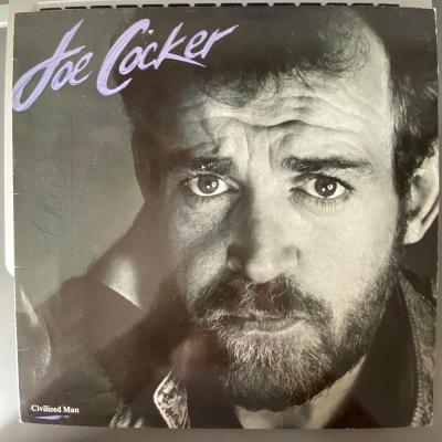 Joe Cocker – Civilized Man - LP vinyl