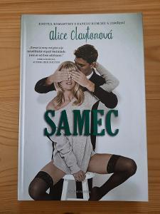 Samec Alice Claytonová