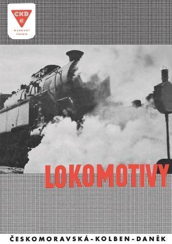 Lokomotivy Českomoravská - Prospekt