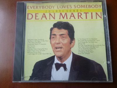 DEAN MARTIN - EVERYBODY LOVES SOMEBODY - 20 LOVE SONGS