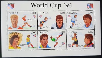 Ghana 1994 MS fotbal, aršík