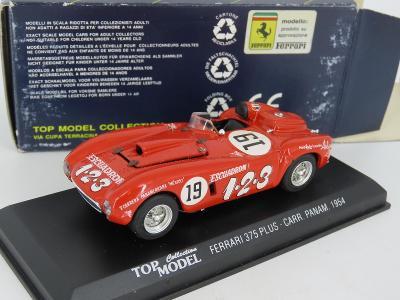 Ferrari 375 Plus Carrera Panamericana 1954  Top Model    1:43