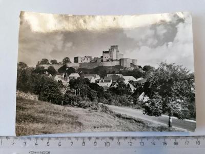 Pohled Rábí státní hrad