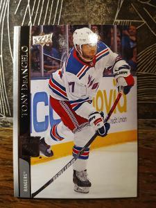 Tony DeAngelo- Upper Deck 20/21 - Rangers - 120