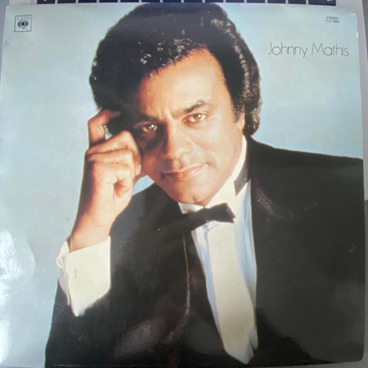 Johnny Mathis – Johnny Mathis - LP vinyl - Hudba