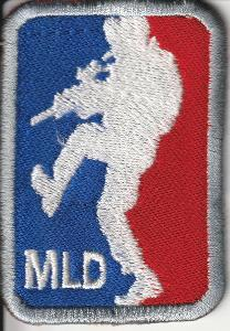 Nášivka - MLD