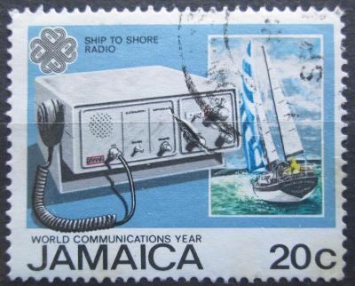 Jamajka 1983 Rádiostanice Mi# 571 0143