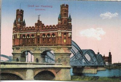 Hamburg - Německo