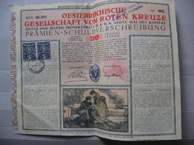 starý dokument