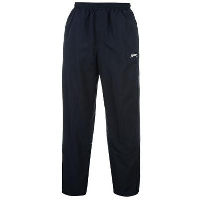Pánské tmavě modré sportovní kalhoty Slazenger, velikost XXXXL (4XL)
