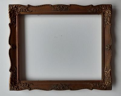 starožitný rám na obraz