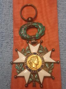 Francie, Řád Čestné legie  1914-1918, rytíř -1