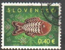 Slovensko 2011 - č. 675 - Vánoce