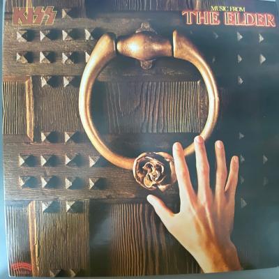 Kiss – (Music From) The Elder - LP vinyl