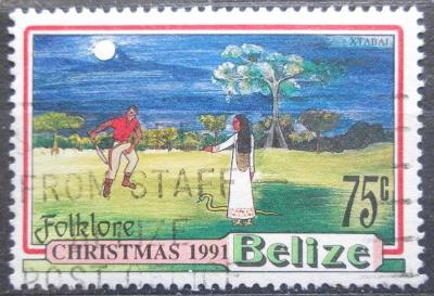 Belize 1991 Vánoce Mi# 1079 0146