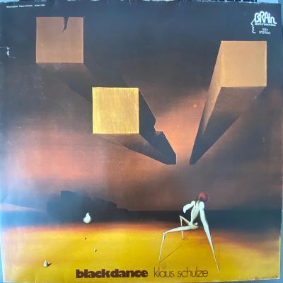 Klaus Schulze – Blackdance - LP vinyl