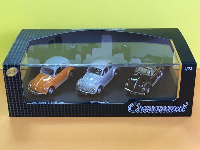 VW Beetle  - Cararama Hongwell 1/72 (M10-27)