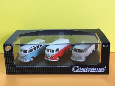 VW T1 Samba/Transporter/Pickup  - Cararama Hongwell 1/72 (M10-28)