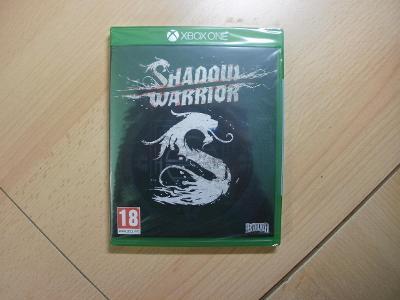 Hra na XBox ONE - Shadow Warrior - Nová