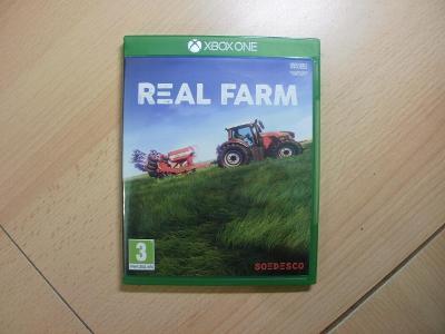 Hra na XBox ONE - Real Farm