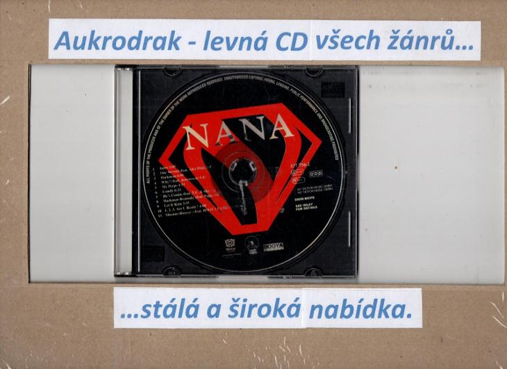 CD/Nana- - Hudba
