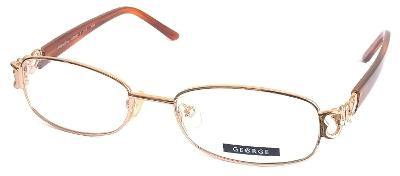 GEORGE KM30929 dámské dioptrické brýle / obroučky 51-17-135 MOC:1800Kč