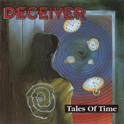 CD - DECEIVER - Tales Of Time