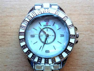 Náramkové hodinky GENEVA quartz #38-37