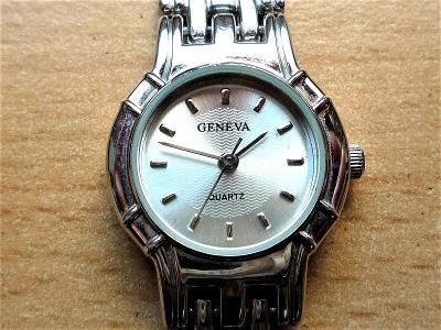 Náramkové hodinky GENEVA quartz #207-32