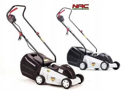 Sekačky na trávu Elektricka Žací stroj NAC 1000W 32cm LE10-32-PB-J