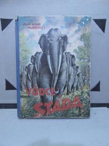 Vůdce stáda - D. G. Mukerdži - 1946 - dobrodružné knihy v aukci!!!