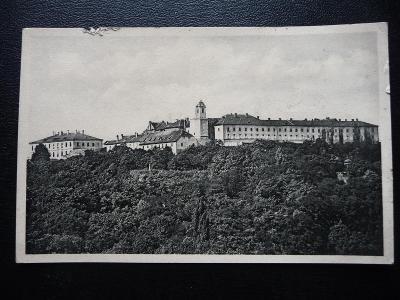 stará pohlednice Brno - Špilberk