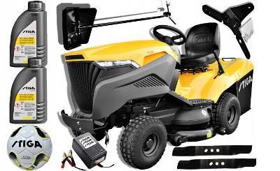 Zahradní traktor STIGA ESTATE 6102 HW model 2018