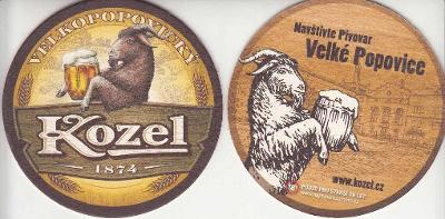 Pivní tácek nový - Kozel