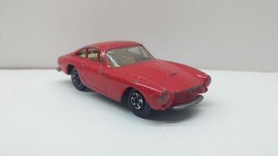 Matchbox SF, No. 75-A, Ferrari Berlinetta