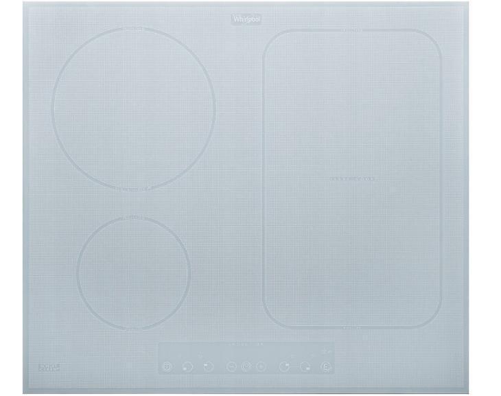 Indukční varná deska Whirlpool ACM 808 BA / WH 7200 W - Velké elektrospotřebiče