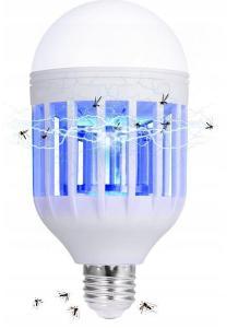 EFEKTIVNÍ Hmyz BULB LAMP 9W E27