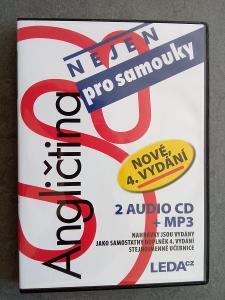Angličtina nejen pro samouky 2CD+MP3 - Ludmila Kollmannová