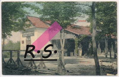 Lučenec 1909 Elemi lötér , /3941/