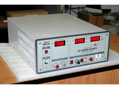 AC POWER CORPORATION  AFC-500W střídaný zdroj