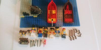 Lego set 6279 Piráti, Skull island, rok 1995