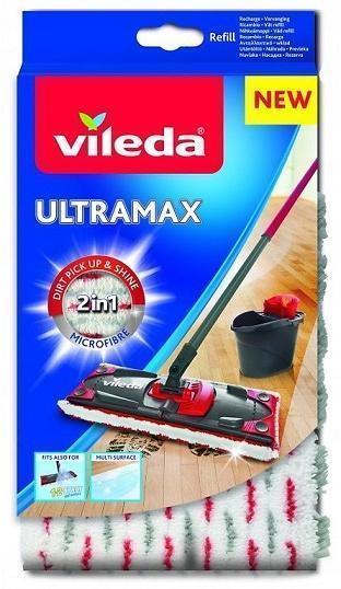 Náhradní náplň mikrovlákna Vileda Ultramax Mop