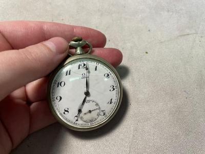 Kapesní hodinky Omega, P673