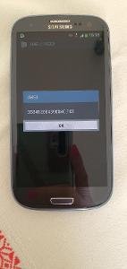# Mobilní telefon Samsung Galaxy S3 (GT-i9300) Blue SUPER STAV - A194