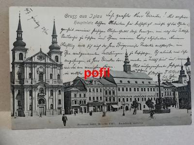 Jihlava - Gruss aus Iglau /315458/