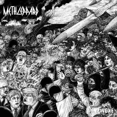 METH LEPPARD - Woke - LP