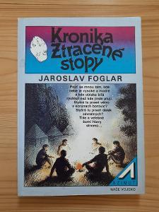 Kronika ztracené stopy Jaroslav Foglar