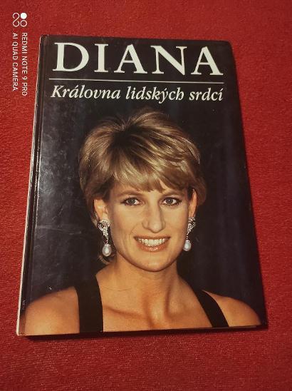 Diana Královna lidských srdcí - Knihy