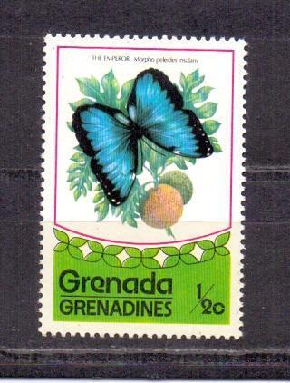 Grenada-Grenadines - Mich.  87