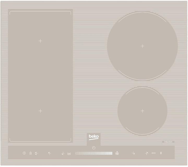 Indukční varná deska Beko HII 64500 FHTG s pomocným časovačem - Velké elektrospotřebiče
